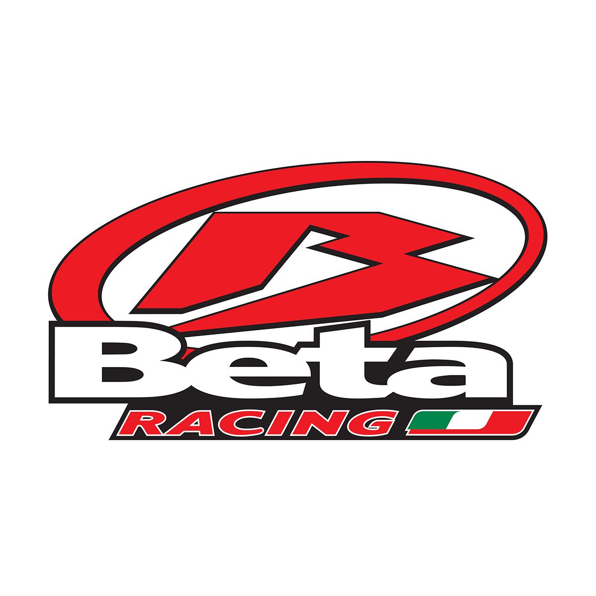 Naklejka na busa Beta - B